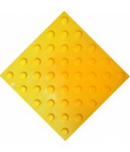 Тактильная плитка ПВХ конусы полиуретан без клея
