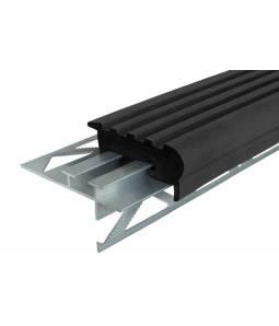 Уверенный Шаг 50 мм черный 2.4м