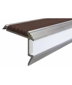 1 подсветка GlowStep45 тем-коричневый 1м