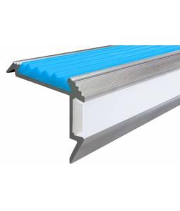 1 подсветка GlowStep45 голубой 1м