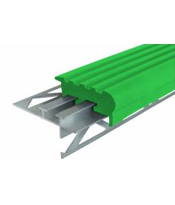 Уверенный Шаг 50 мм зеленый 2.4м