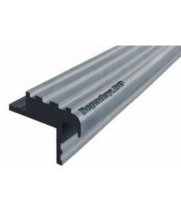 Резиновый профиль Безопаснй Шаг БШ-40 серый 10 м