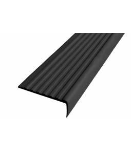 Полоса Не Падай 55 мм из термоэластопласта черный 12,5м